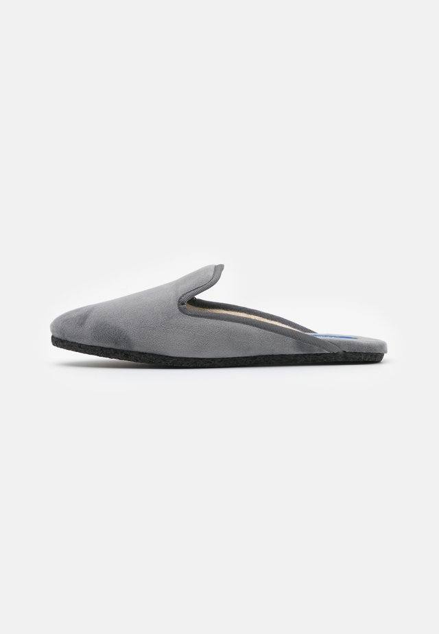 HOUSE MULES - Kapcie - grey