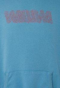 WAWWA - OVERGROWN HOODY UNISEX - Hoodie - sky blue - 5