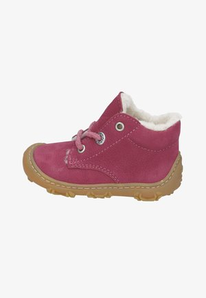 PEPINO BAREFOOT COLIN - Baby shoes - pink