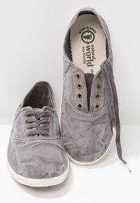 Natural World - INGLES - Scarpe senza lacci - gris enz - 7