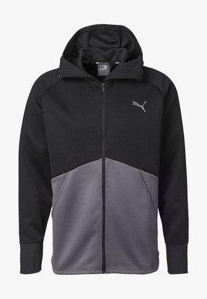 Trainingsjacke - black-castlerock