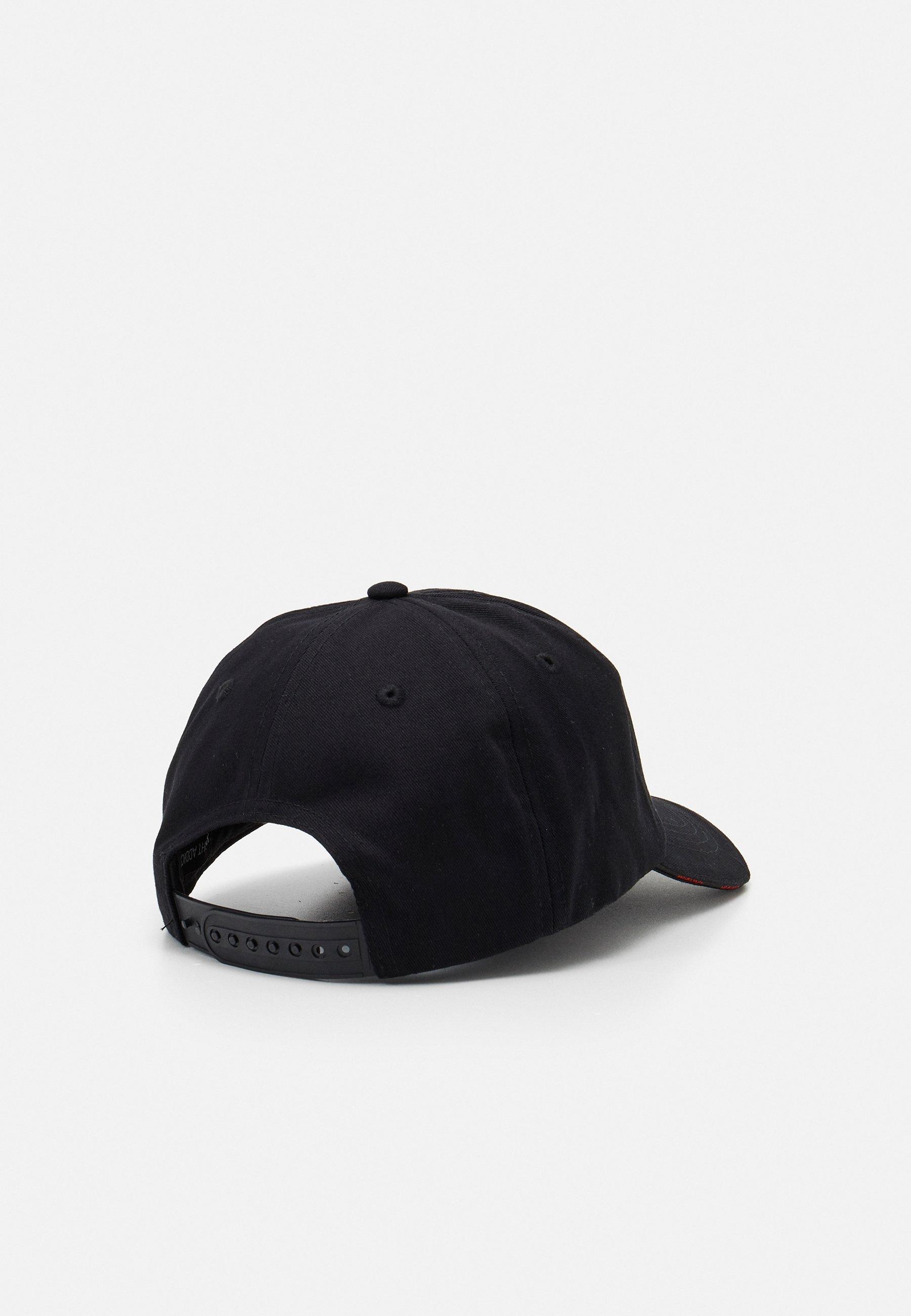 Night Addict Hat Nalogan - Cap Black/schwarz