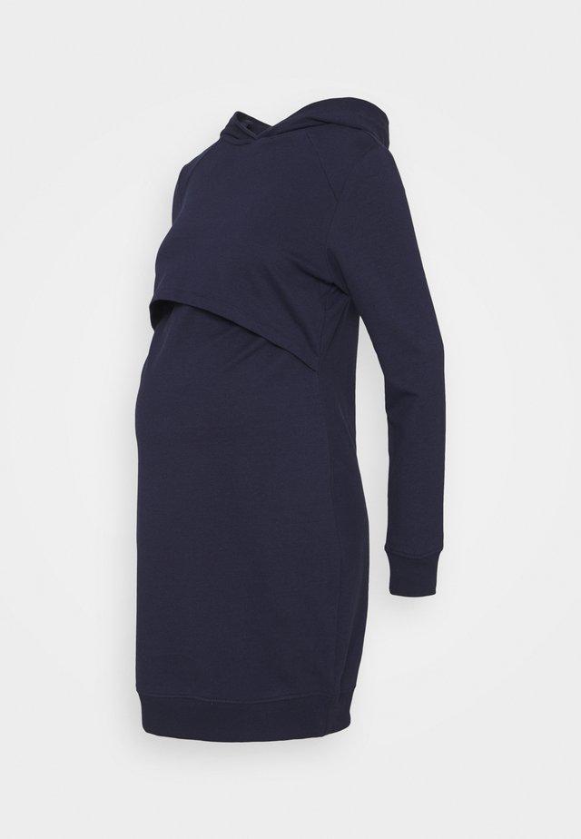 NURSING - Day Dress - Vapaa-ajan mekko - dark blue