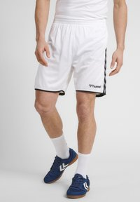 Hummel - HMLAUTHENTIC  - Sports shorts - white - 0
