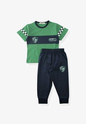 SET - Tracksuit - green