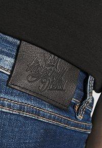 Kings Will Dream - KEPPLER - Jeans Skinny Fit - mid blue - 6