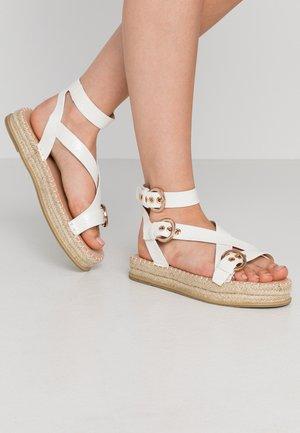 KOENA - Loafers - white