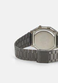 Casio - PUNTO UNISEX - Digital watch - gunmetal - 1