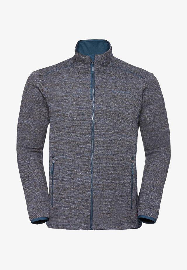 Fleece jacket - baltic sea