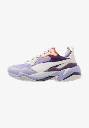 THUNDER FASHION - Sneakers laag - sweet lavender/bright peach