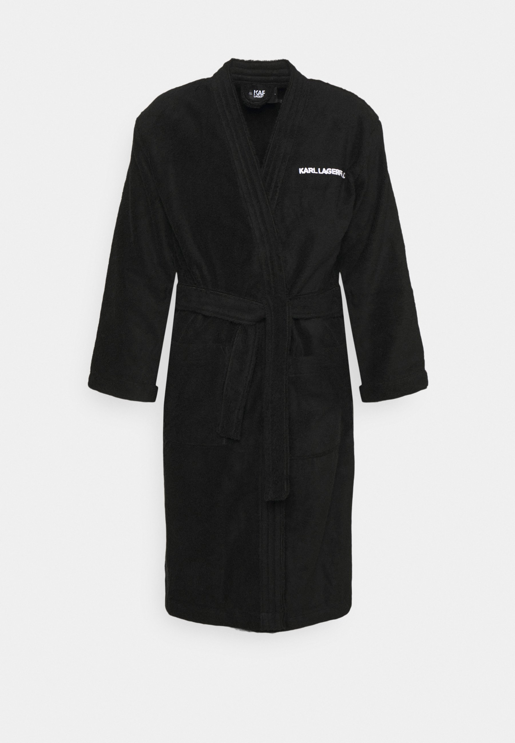 Women LOGO BATH ROBE UNISEX - Dressing gown