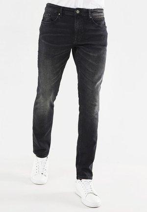 Slim fit jeans - black used