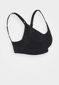 DORINA - SALLY 2 PACK - Triangle bra - black/grey - 2