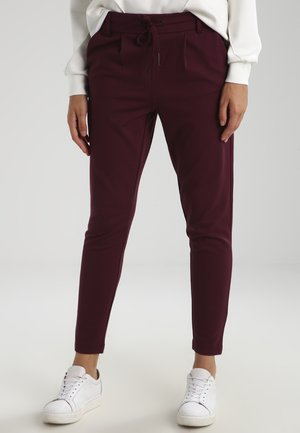 POPTRASH EASY COLOUR  - Tracksuit bottoms - port royale