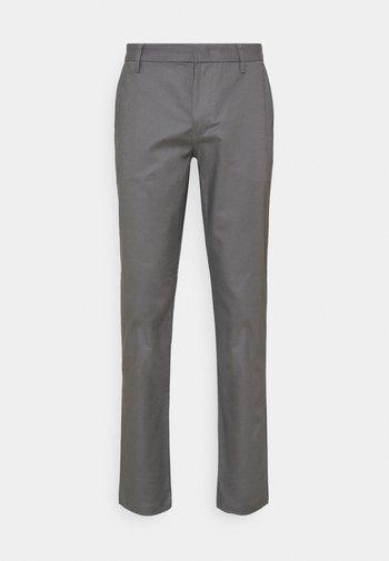 TROUSER - Chino - grey