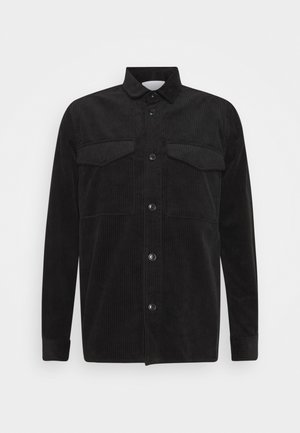 WALTONES - Shirt - black