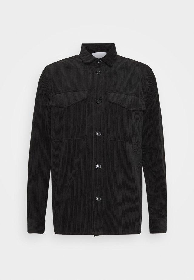 WALTONES - Hemd - black