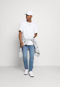 Lee - RIDER - Slim fit jeans - light used - 1