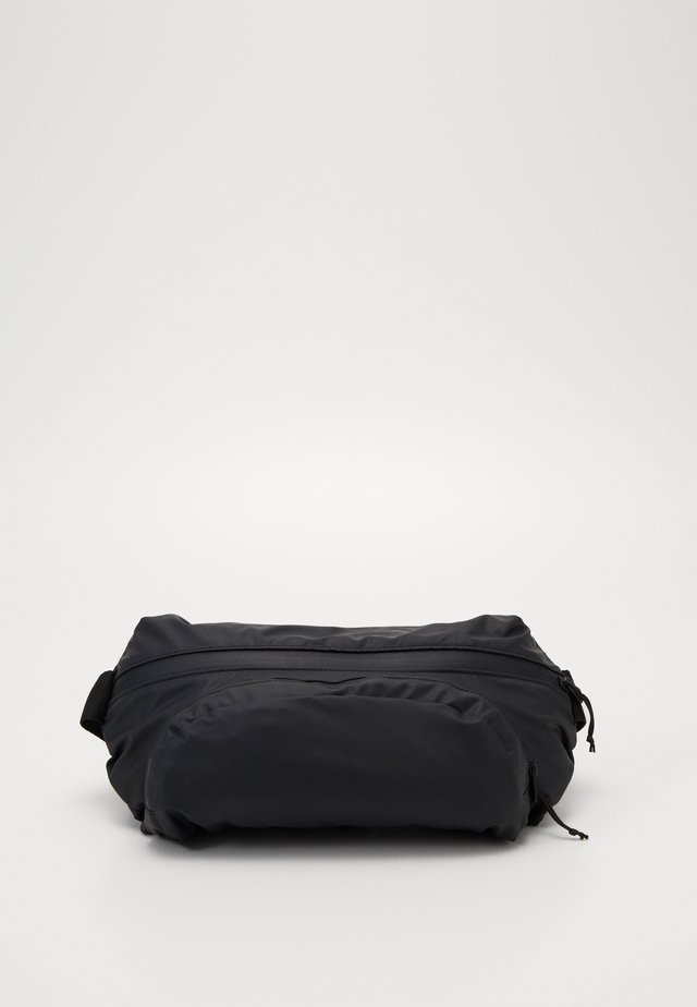 ULTRALIGHT HIP BAG - Ledvinka - black