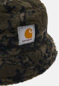 Carhartt WIP - HIGH PLAINS BUCKET HAT UNISEX - Hat - olive/dark blue - 2