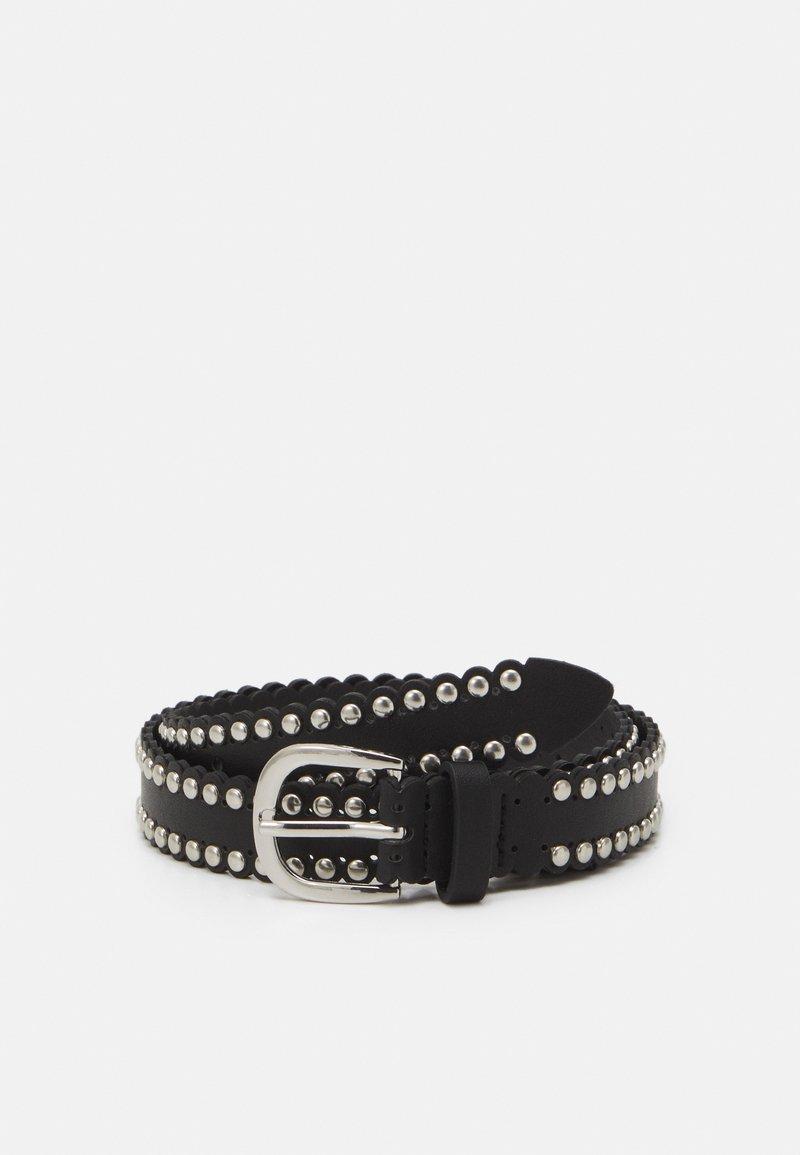 Gina Tricot - CARA BELT - Waist belt - black