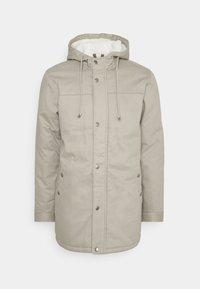 Winter coat - chinchilla