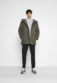 Schott - HARRISS - Winter coat - khaki - 1