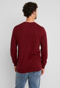 Esprit - Trui - dark red - 2