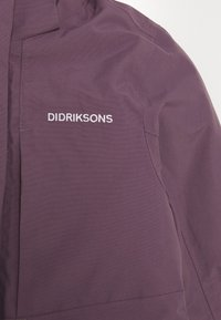 Didriksons - JAMILA - Parka - eggplant - 4
