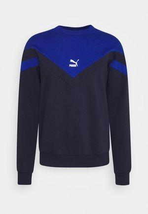 ICONIC - Sweatshirts - peacoat