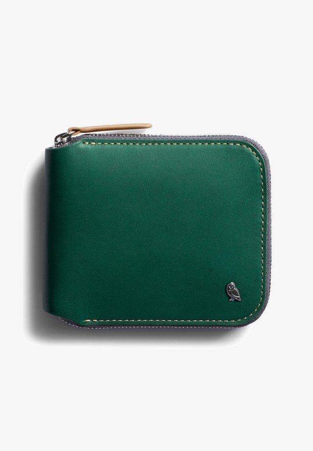 ZIP WALLET - Wallet - racing green