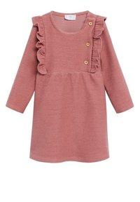 Mango - MINI - Korte jurk - roze - 0