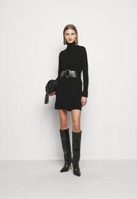 MAX&Co. - CINEMA - Jumper dress - black - 1