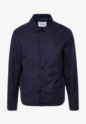 Lehká bunda - dark blue