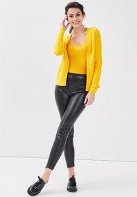 Cache Cache - Cardigan - jaune citron - 1