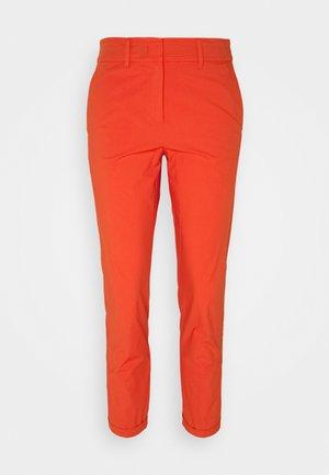 GIAMBO - Broek - arancio