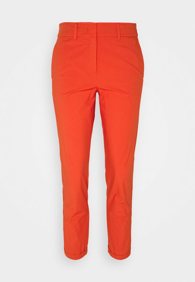 GIAMBO - Pantalon classique - arancio