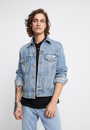 D-BRAY JACKET - Veste en jean - indigo