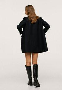 Mango - Short coat - zwart - 2