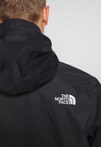 The North Face - MEN'S FARSIDE JACKET - Kurtka hardshell - black - 7