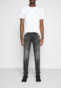Replay - ANBASS - Jeans slim fit - dark grey - 0