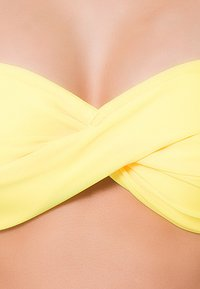 Seafolly - SHIMMER - Bikini top - lemon drop