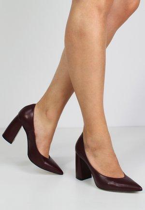 MATILDE - High heels - bordeaux