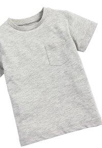 Next - LIGHT GREEN SHORT SLEEVE T-SHIRT (3MTHS-7YRS) - Basic T-shirt - grey - 2