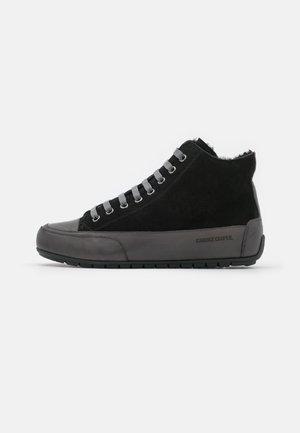 PLUS - Sneakers hoog - tamponato/antracite/nero