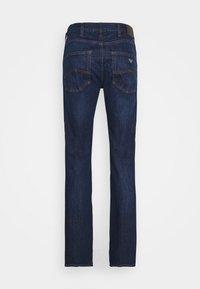 Emporio Armani - POCKETS PANT - Jeans slim fit - dark blue - 6