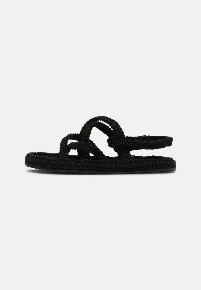 SAFARI - Sandalen - black