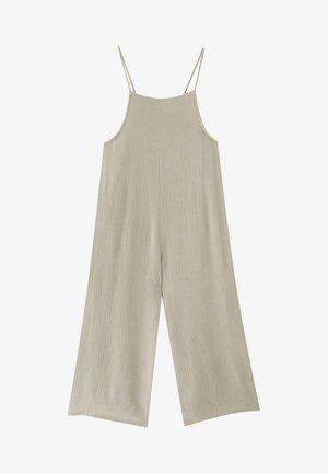 Jumpsuit - beige