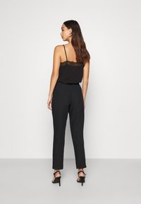 ONLY - LELY CIGARETTE PANT - Trousers - black - 2