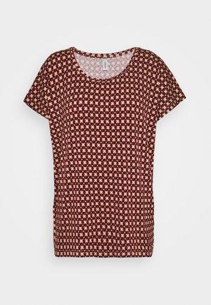 KATINKA - T-shirt imprimé - red